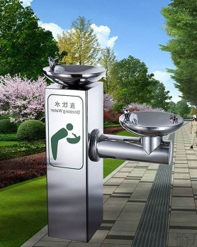 户外公园直饮水
