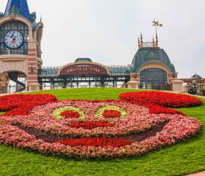 上海迪士尼乐园选择吉之美饮水方案!