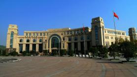 复旦大学新建江湾校区教学楼安装吉之美
